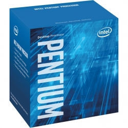 Процессор Intel Pentium Dual-Core G4400 Box, Soc-1151, 3.3GHz/Intel HD Graphics 510 (BX80662G4400)