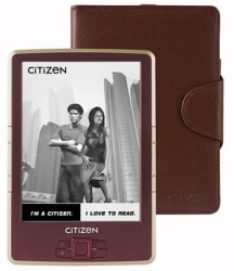Электронная книга Citizen E620B Bordo