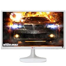 "LED монитор 23.8"" LG 24MP57HQ-W White"