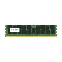 Модуль памяти Crucial DDR4 32Gb PC4-17000 CL15 DIMM ECC Reg Rtl (CT32G4RFD4213)