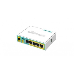 Маршрутизатор MikroTik RB750UPr2 hEX PoE lite 5x Ethernet