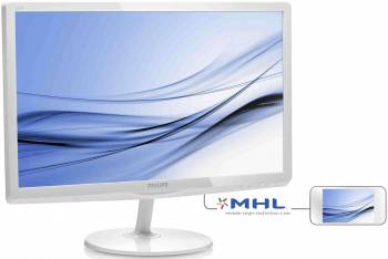 "LED монитор 23.6"" Philips 247E6EDAW (00/01) White"