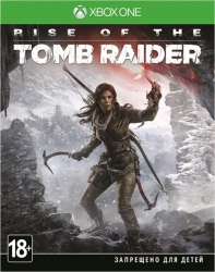 Игра Microsoft Rise of the Tomb Raider (18+) PD5-00014 (Xbox One)