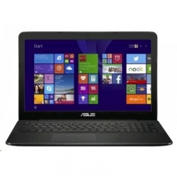 Ноутбук Asus X554LJ-XX106T (90NB08I8-M14030) Intel Core i5 5200U (2.2GHz), 4096MB, 500GB, 15.6'' (1366*768), DVD RW, Nvidia GeForce 920M 1024MB, Wi-Fi, USB 3.0 x 2, USB 2.0 x 1, HDMI x 1, VGA x 1, Windows 8.1