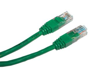 Патч-корд Hyperline PC-LPM-UTP-RJ45-RJ45-C5e-3M-LSZH-GN U/­UTP, Cat.5е, LSZH, 3 м, зеленый