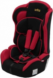 Автокресло Selby LC-2315 Red/Black (827198)