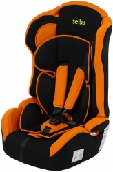 Автокресло Selby LC-2315 Orange/Black (827199)