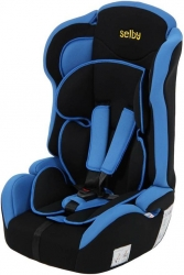 Автокресло Selby LC-2315 Blue/Black (827202)